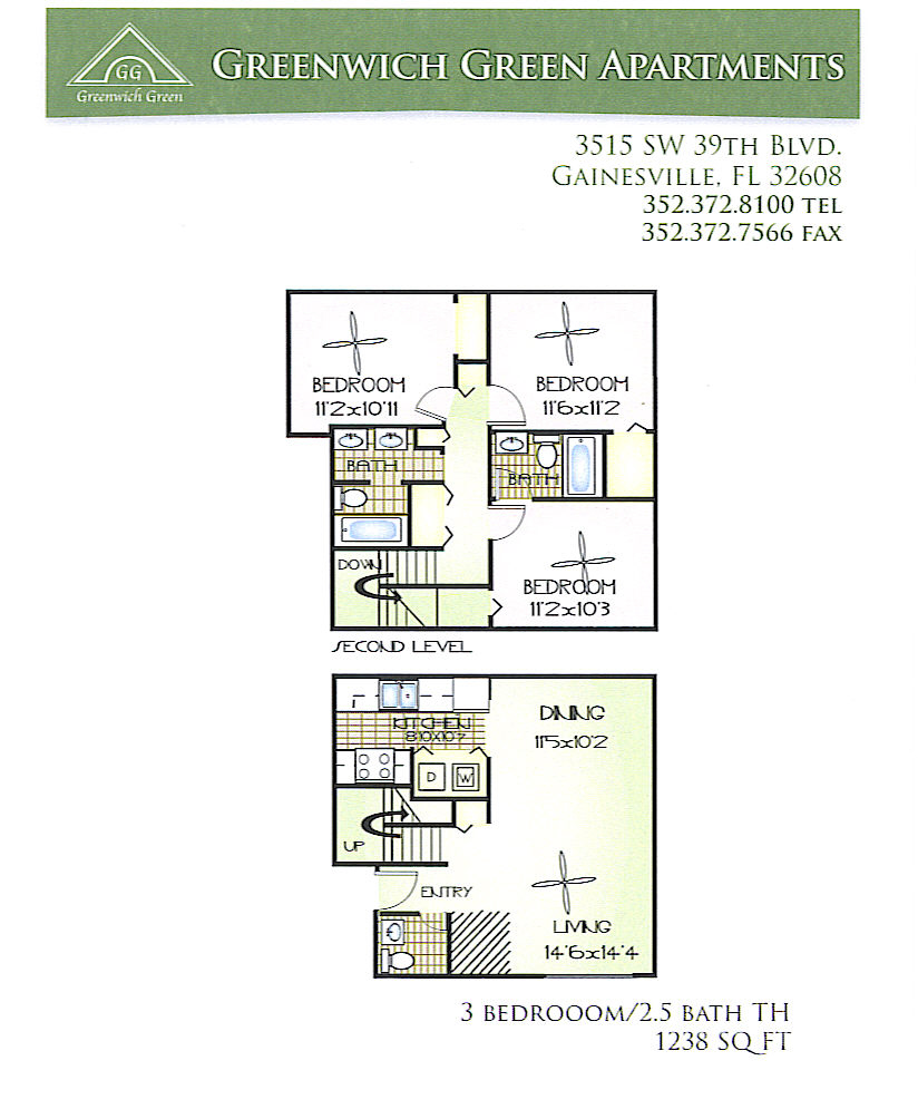Greenwich Green Apartments In Gainesville Fl Rent You